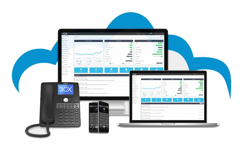 VoIP Telefonanlage in der Cloud